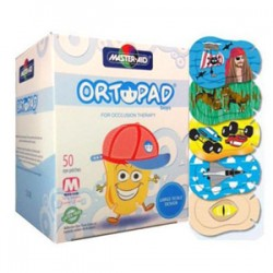 Ortopad Boys, Regular, Box w/ 50U.