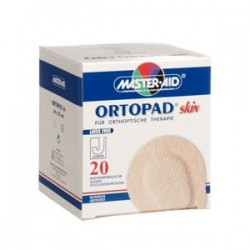 Ortopad Skin, Regular (over 4 years), Box w/ 20 u.